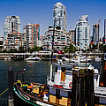 Vancouver Views by Kathy Bassett