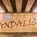 Vandalism by Semmick Photo