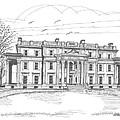 Vanderbilt Mansion by Richard Wambach