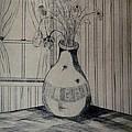 Vase by Erika Chamberlin
