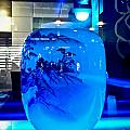 Vase Impression Bluish by Fei A