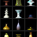 Vases... by Tim Fillingim