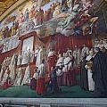 Vatican Fesco 1 by Herb Paynter