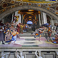 Vatican Fresco 4 by Herb Paynter