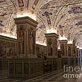 Vatican Museum Vaulted Ceiling Artwork by Deborah Smolinske