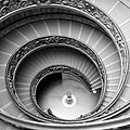 Vatican Spiral by Crystal Nederman