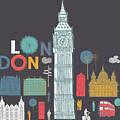 Vector London Symbols by Lavandaart