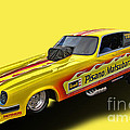 Vega Funny Car by Tommy Anderson