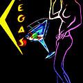 Vegas Girls by Steve K