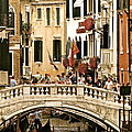 Vegas Or Venice by Ira Shander