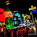 Vegas Lights by Rebekah Wilson