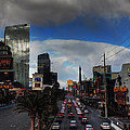 Vegas Strip 002  by Lance Vaughn