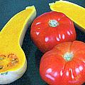 Veggies And Colors by Ben and Raisa Gertsberg
