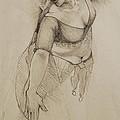 Veil Dance by Jani Freimann