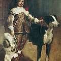 Velazquez, Pupil Of 17th Century. Court by Everett