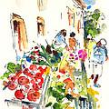 Velez Rubio Market 03 by Miki De Goodaboom