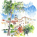 Velez Rubio Townscape 01 by Miki De Goodaboom
