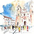 Velez Rubio Townscape 02 by Miki De Goodaboom