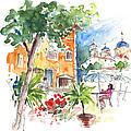 Velez Rubio Townscape 03 by Miki De Goodaboom