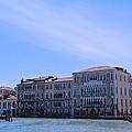 Venecian Broadway by Eric Tressler