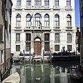 Venetian Canal by Julia Gavin