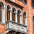 Venetian Houses In Italy by Francesco Rizzato