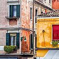 Venetian Houses. Italy by Francesco Rizzato