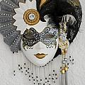 Venetian Mask by FL collection