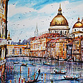 Venetian Paradise by Dariusz Orszulik