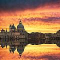 Venetian Reflections by Gurgen Bakhshetsyan