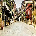 Venetian Street by Jason Schwass
