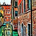 Venezia Mi Amor by Florian Rodarte