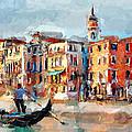 Venice 14 by Yury Malkov
