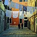 Venice Alley by Ricardo J Ruiz de Porras