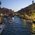 Venice At Dusk by Jason O Watson