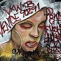 Venice Beach Wall Art 1 by Bob Christopher