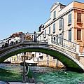 Venice Bridge by Irina Sztukowski