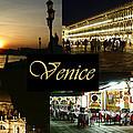 Venice By Night by Ellen Henneke