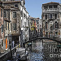 Venice Canal 5 by Paul and Helen Woodford