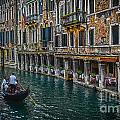 Venice Canal 7 by Paul and Helen Woodford