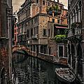 Venice Canal 8 by Paul Woodford