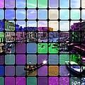 Venice Canal Colors by Florian Rodarte