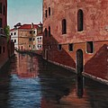 Venice Canal by Darice Machel McGuire