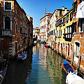Venice Canal by Bill Cannon