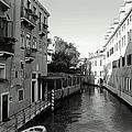 Venice Canal by Valentino Visentini