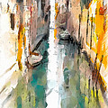 Venice Canals 0 by Yury Malkov