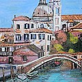 Venice Canals by Teresa Dominici