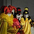 Venice Carnival by Ayhan Altun