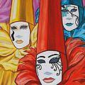 Venice Costumes by Tommy Midyette