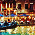 Venice Glow by Mo T